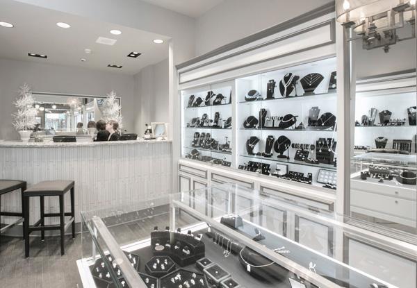Retail Store Casework